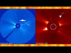 Spacecraft Near The Sun 8/24/15 ~ 10/22/16