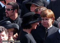 Princess Diana - Funeral - Westminster Abbey, London