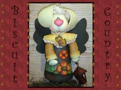Biscuit Country - Linda Santos Artcountry by Linda Santos Artcountry, via Flickr