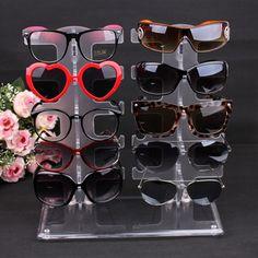 51f49a847b  19 - A108-1 New For 10X Eyeglasses Sunglasses Glasses Plastic Frame Display  Show