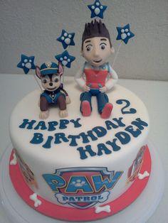 Dog Birthday Cake Oklahoma City
