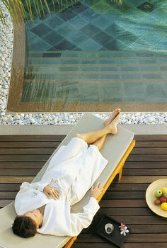 Spa at Sainte Anne Resort and Spa - Seychelles
