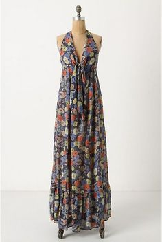 Anthropologie ... Momentos Maxi Dress