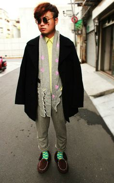 每日精選 - 2013-11-26 | Dappei 搭配 - 服飾穿搭網站