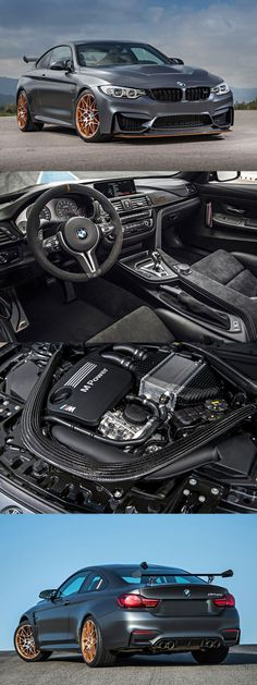 BMW M4 GTS OFFERS THE 3.0-LITRE 6CYL TURBO ENGINE Get more details at: https://www.bmwengineworks.co.uk/blog/bmw-m4-gts-offers-3-0-litre-6cyl-turbo-engine/