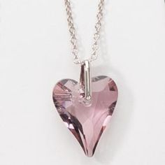 Love and Miracles Necklace - Touchstone Crystal Online Shop at www.mytouchstonecrystal.com/Lori