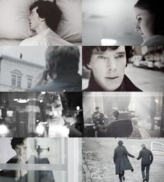 Sherlock photo collection