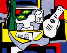 Fan account of Roy Lichtenstein, an American pop artist. During the along with Andy Warhol, Jasper Johns, and James Rosenquist among others, he became a leading figure in the new art movement. Roy Lichtenstein Pop Art, Pablo Picasso, Jean Michel Basquiat, Paul Klee, Andy Warhol, Illustration Pop Art, Arte Elemental, Industrial Paintings, Pop Art Artists