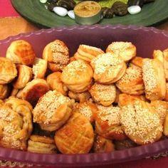 Szezámmagos tepertős pogácsa Recept képpel - Mindmegette.hu - Receptek Ethnic Recipes, Food, Essen, Meals, Yemek, Eten