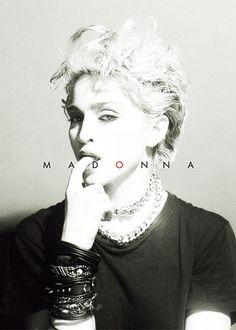 Cool Madonna Animated Gif