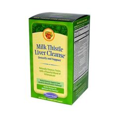 Nature's Secret Milk Thistle Liver Cleanse Description: Detoxify and Support Naturally Cleanses Toxins with a Powerful Blend of 22 Botanicals Herbal Extracts Support Liver Health and Detoxification Pa