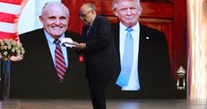 Giuliani: Trump paid hush money to keep Stormy Daniels quiet Unintended Consequences, Rudy Giuliani, Set You Free, Hush Hush, Donald Trump, Presidents, The Incredibles, 1984, Tours