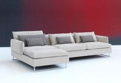 Moroso: Shanghai Tip sofa