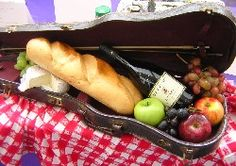 Edible book: Bach's Lunch