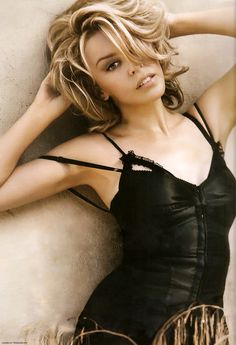 Kylie Minogue - Australia's enduring actress, popstress and performance art style icon