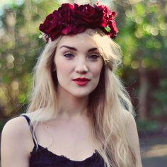 eu.Fab.com | Beatrice Floral Headband