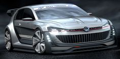 VW GTI Supersport Vision GT concept coming to GT 6  - RoadandTrack.com