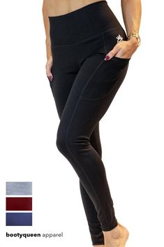 ee6dd66c3e882 As seen on Shark Tank. Leggings with pockets. Women's activewear, workout  clothes,