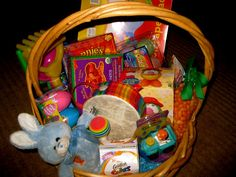 Toddler Easter basket ideas- I am becoming such a sucker for baldy :P Easter Projects, Easter Crafts, Holiday Crafts, Holiday Fun, Hoppy Easter, Easter Bunny, Easter Eggs, Mothers Day Crafts, Crafts For Kids