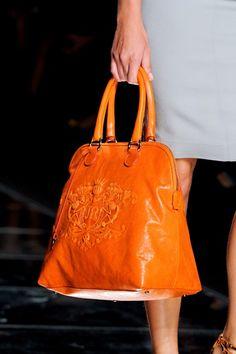 Orange <3 purse