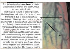 Marbling in decomposition via @WKemp_MT_FPDoc on Twitter