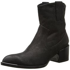 Rachel  Zoe  womens  lori  western  boot black