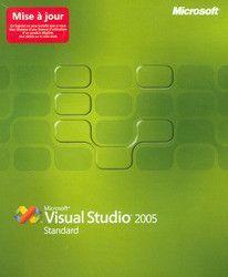 Microsoft Visual Studio 2005 Standard Edition - French