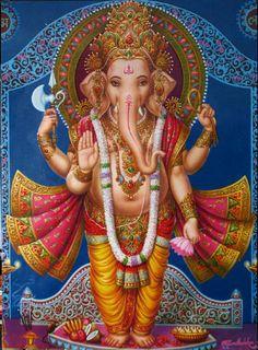 Ganesh Print # 12