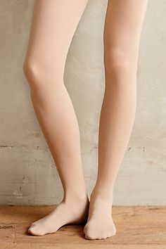 Pure + Good Opaque Tights - anthropologie.com