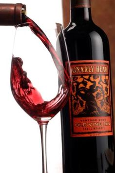Gnarly Head Old Vine Zinfandel from Lodi, California is one of the best red wines for the price.WISHLIST!