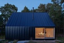 Ljunghusen summerhouse. Per Friberg architect. » Lindman Photography