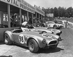 The Shelby team did indeed bring 'Total Performance' to the Watkins Glen USRRC GT Ac Cobra, Mustang Cobra, Mustang Fastback, King Cobra, Ford Mustang, Ford Gt40, Vintage Sports Cars, Vintage Racing, Vintage Auto