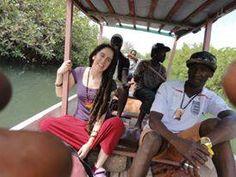 De excursión #voluntariado #gambia #africa