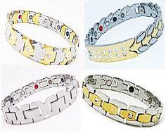 Quantum & Tungsten Bracelets - Multi Pack Deal - Quantum & Tungsten Scalar Energy Bracelets