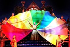 Experience a Broadway Sensation of Joseph and the Amazing Technicolor Dreamcoat at the Pantages! #Hollywood #musical