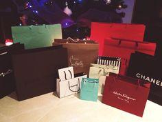 All my favorite bags...❤️