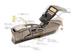 подлокотник на 2410 - Клуб владельцев ГАЗ 24 Custom Car Interior, Car Interior Design, Truck Interior, Automotive Upholstery, Car Upholstery, Car Console, Center Console, Custom Car Audio, Custom Cars