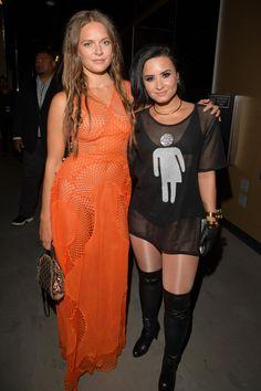 Demi Lovato et Tove Lo aux Billboard Music Awards 2016