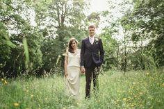A Pre-Loved Élise Hameau Gown for a Romantic and Elegant Wedding at Pembroke Lodge | Love My Dress® UK Wedding Blog