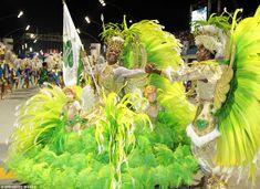 Carnaval Brasil - sambodromo