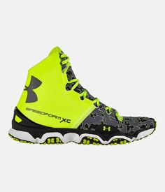 Shop Under Armour for Men's UA SpeedForm® XC Mid Trail Running Shoes in our Mens Sneakers department.  Free shipping is available in US.