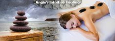 Save up to on a Hot Stone Massage OR a Reiki Session with Angie's Intuitive Healing in Courtenay! Experience Angie's Intuitive Healing for yourself - grab a voucher for you and a loved one, then call to book today! Intuitive Healing, Reiki Room, Stone Massage, Reiki Symbols, Thing 1, Deep Relaxation, Intuition, Louise Hay, Book