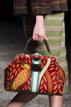 Stella Jean at Milan Fashion Week Fall 2014 Stella Jean ~Latest African Fashion, African Prints, Afr Stella Jean, Fashion Bags, Fashion Accessories, Milan Fashion, African Accessories, Fall Fashion, Fashion Women, African Fashion, Nigerian Fashion