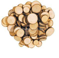 Préselt erdeifenyő fakorong