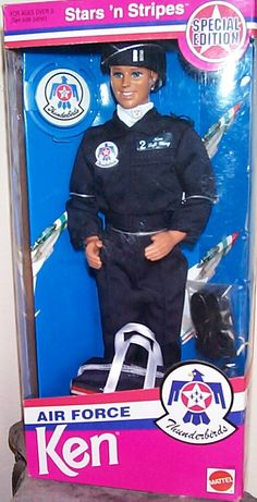 air force ken doll
