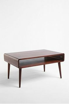 Danish Modern Coffee Table  // UO // desperately need for bedroom