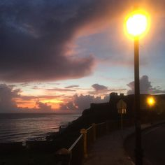 #goodmorning #starting a #lovely #day @ the #old #city #sanjuan #puertorico
