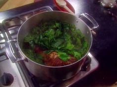 Pot O'Greens Recipe | Alton Brown | Food Network