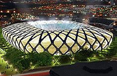 Soccer Stadium in Manaus - Amazon