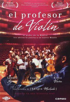 El profesor de violín [Videograbación] / dirigida por Sergio Machado